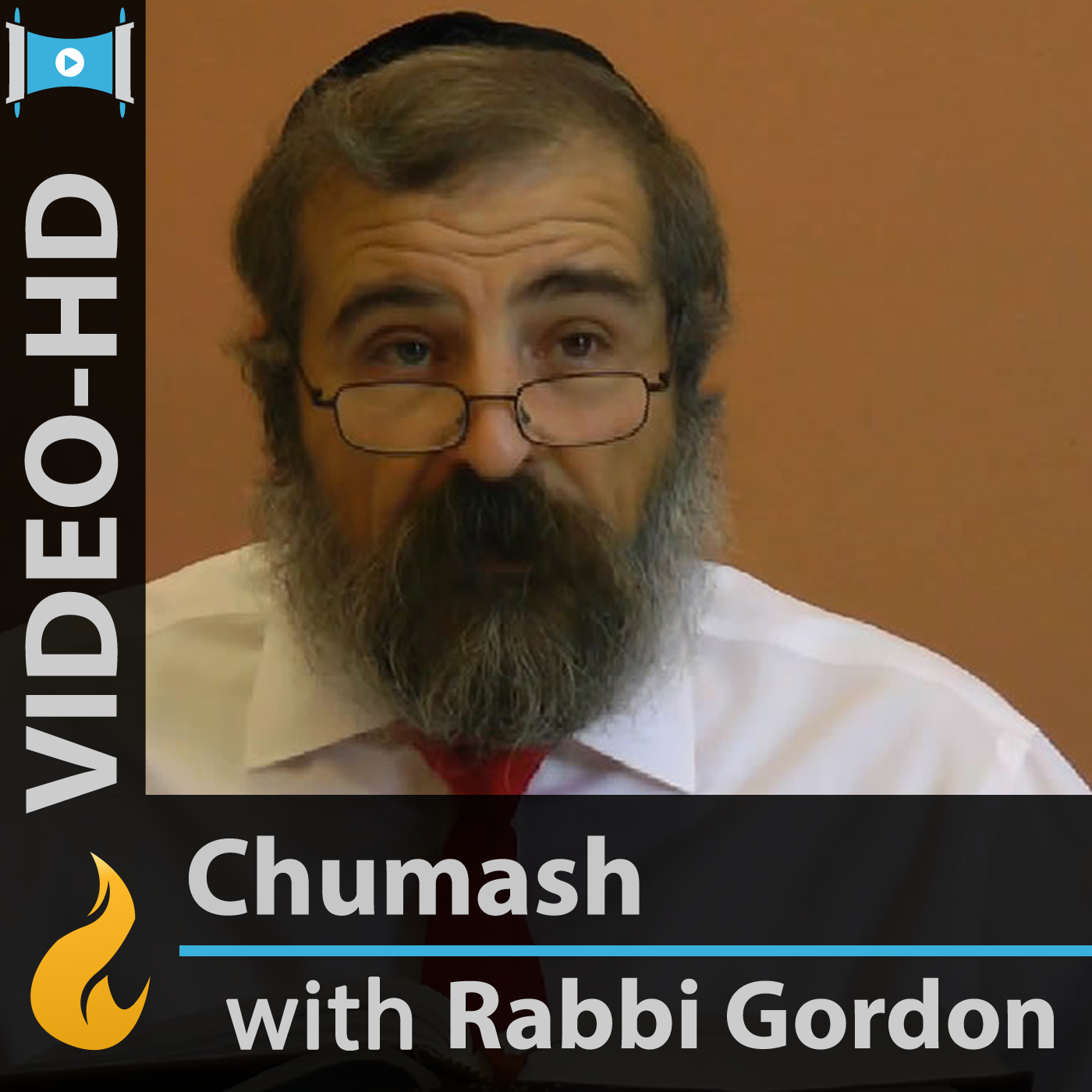 Daily Chumash with Rashi (Video-HD)