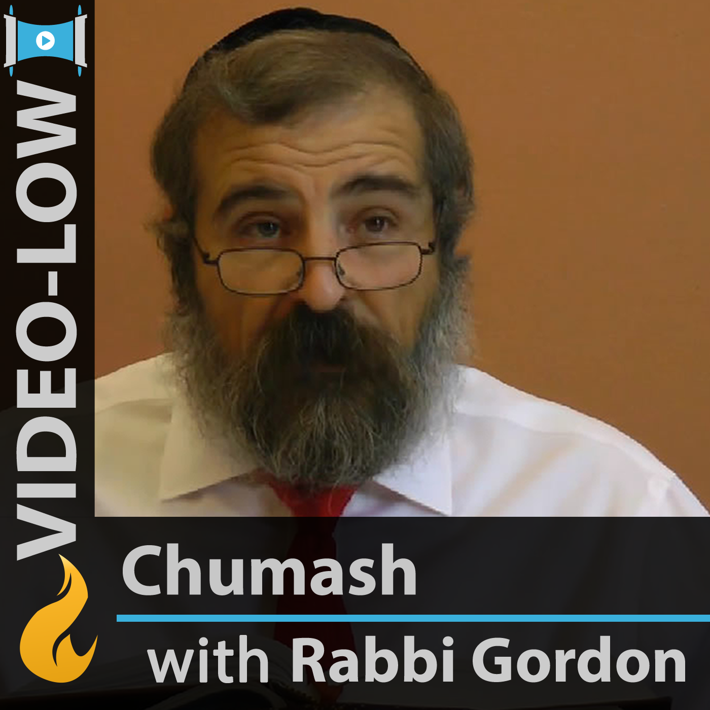 Daily Chumash with Rashi (Video-LOW)