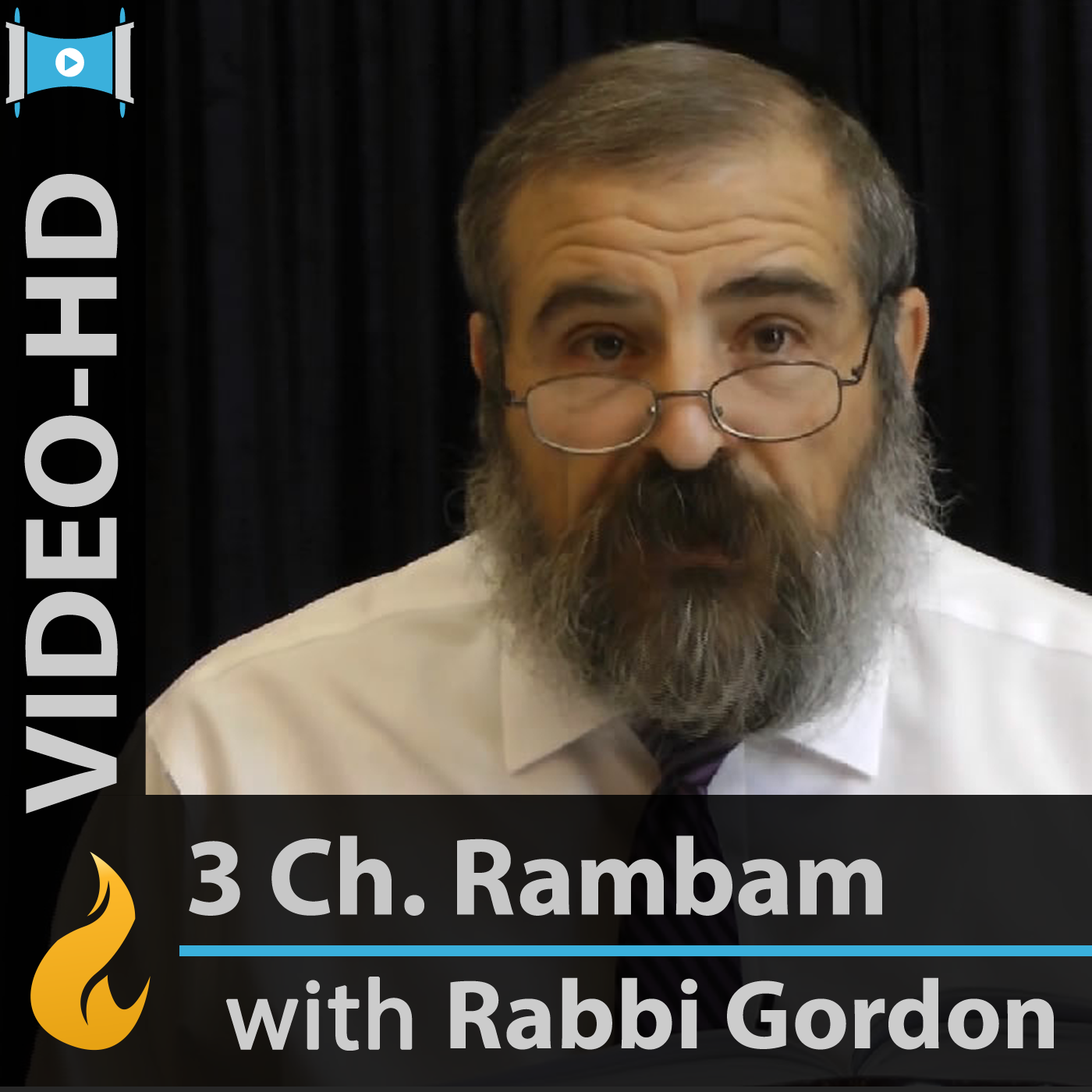 Rambam - 3 Chapters a Day (Video-HD)
