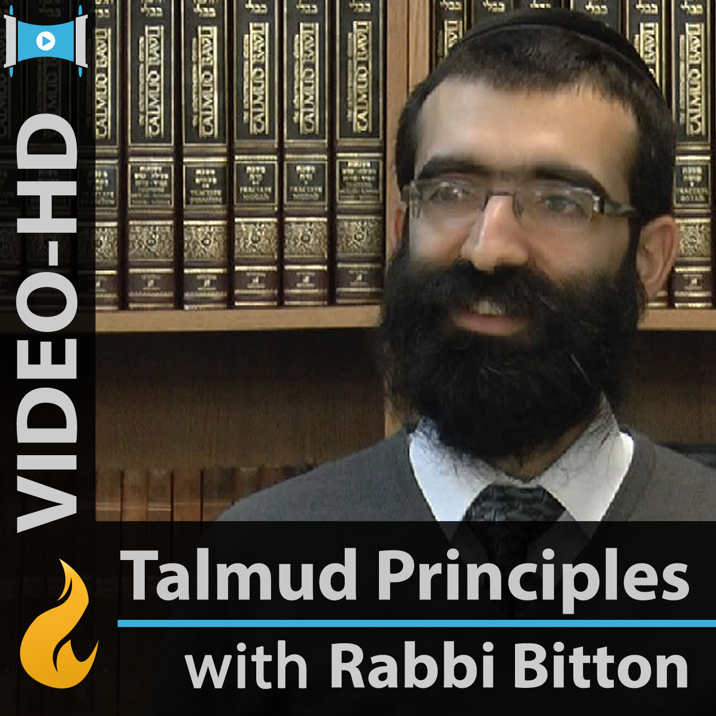 Discovering Talmudic Principles (Video-HD)