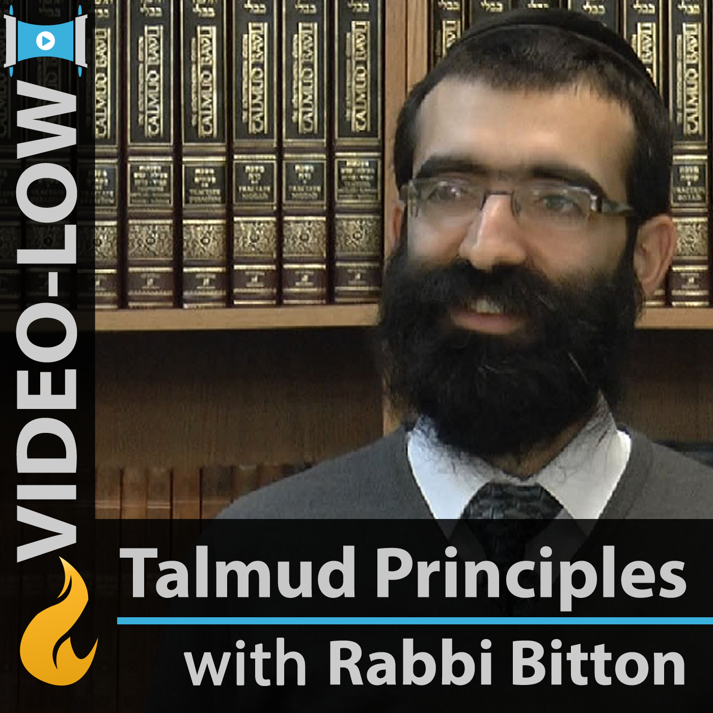 Discovering Talmudic Principles (Video-LOW)