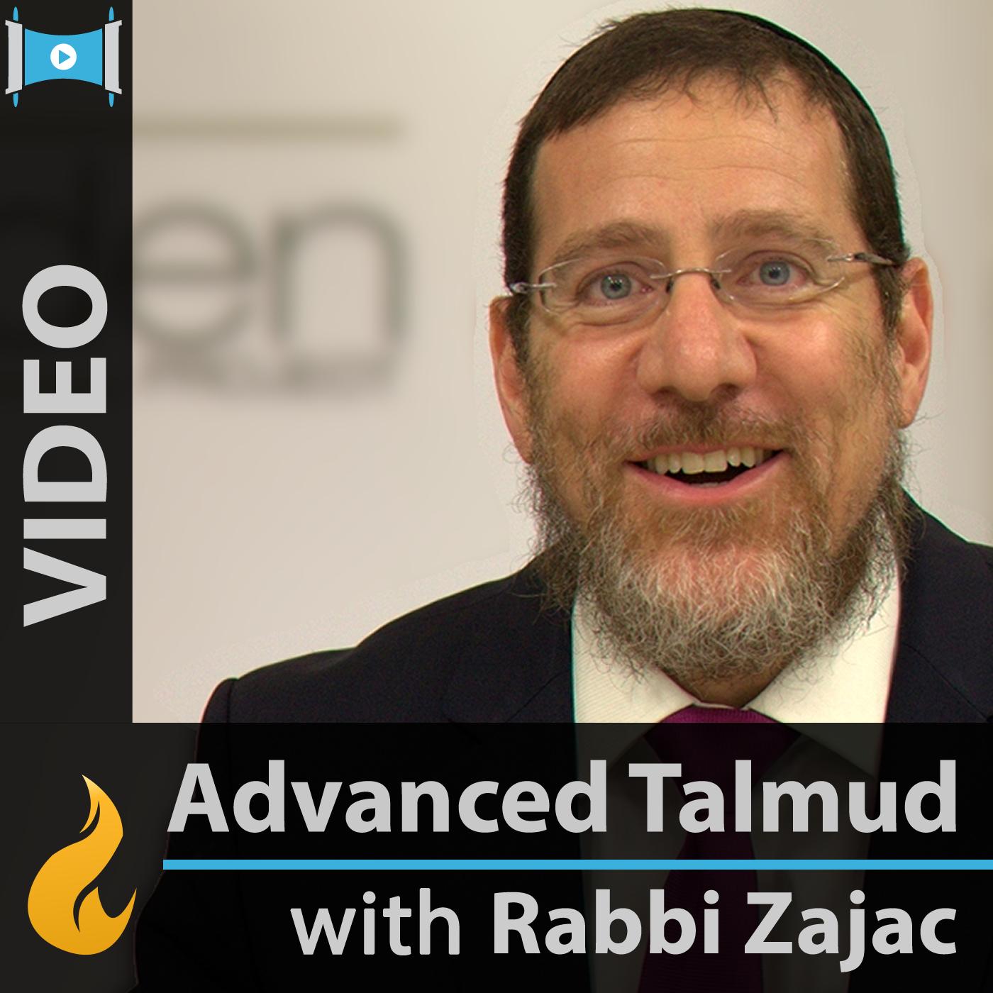 Advanced Talmud Study (Video)