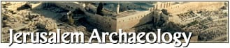 Jerusalem Archeology